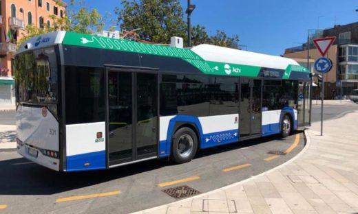 A Lido e Pellestrina la prima rete di trasporto pubblico elettrico in Italia