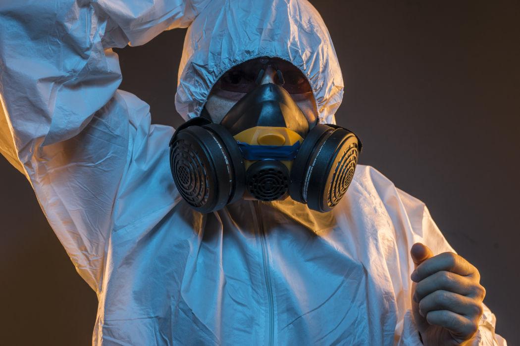 protezione attacco bio-chimico