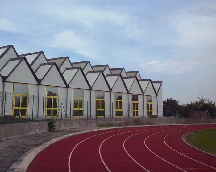 Pista di atletica e bocciofila Centro Sportivo San Mattia- Murano