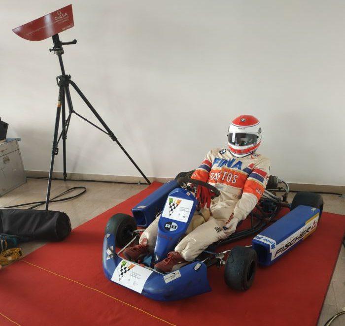 Tra gli sport che richiedono un attento lavoro dei cronometristi ci sono le gare di kart