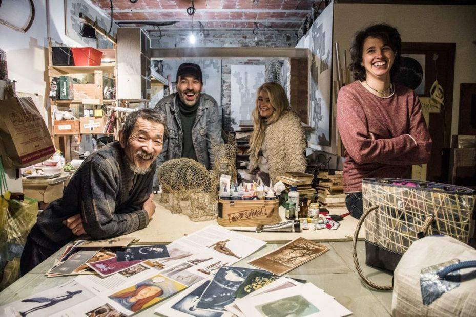 """Il co-working veneziano """"Studio 2091"""" diventa un docufilm in concorso al Bellaria Film Festival"""
