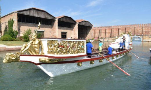 Regata Storica di Venezia: ritorna la Bissona