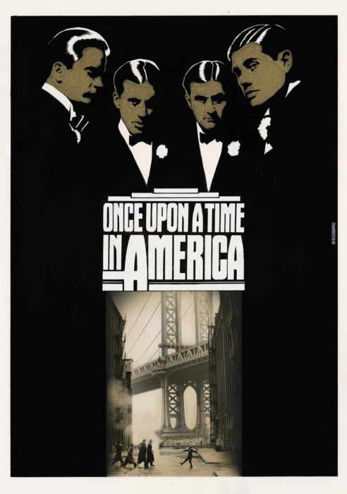 "Renato Casaro, ""C'era una volta in America"""