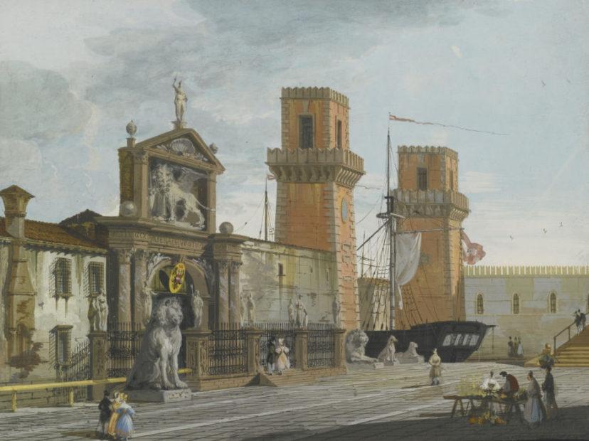 Venezia celebra Dante Alighieri, poeta della patria