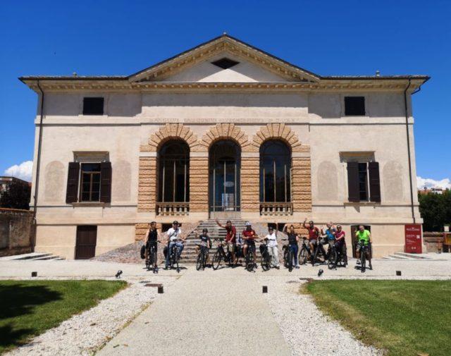 Palladian Routes. Cicloturismo