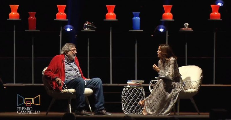 Premio Campiello 2020, Francesco Guccini intervistato da Cristina Parodi