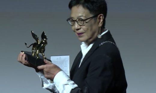 Ann Hui, la seconda vincitrice del Leone D'oro alla Carriera al Festival di Venezia