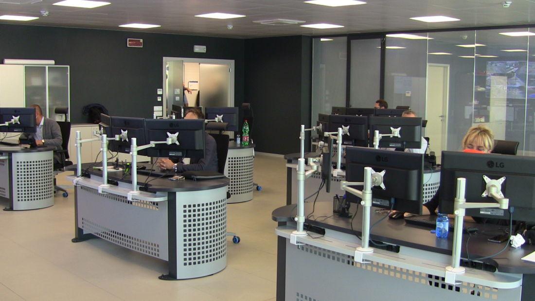 Smart Control Room: a Venezia la più moderna centrale operativa d'Europa
