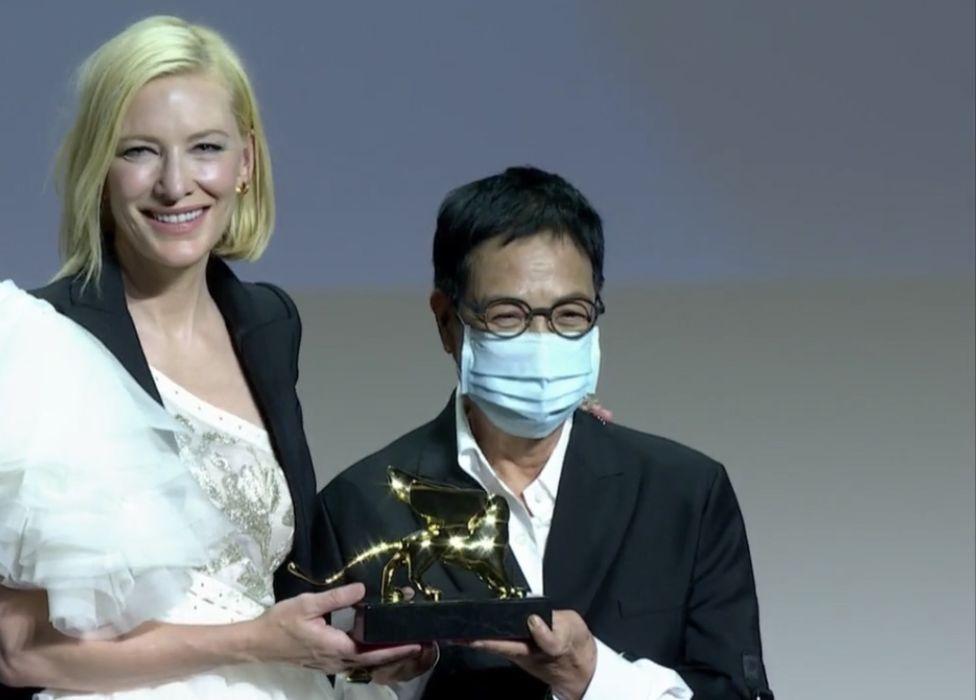 Ann Hui e Cate Blanchett