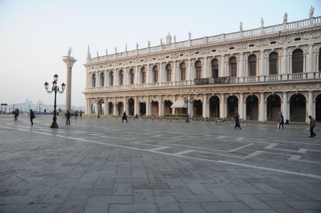 La Biblioteca Nazionale Marciana di Venezia