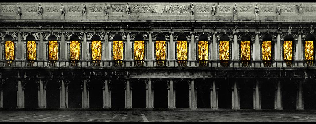 Palazzo Correr, L'età dell'oro di Fabrizio Plessi