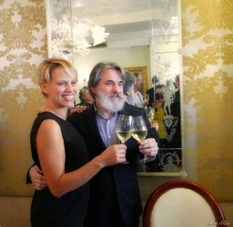 Laura Scarpa e Lorenzo Cinotti