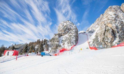Mondiali di sci: un ponte tra Venezia e le Dolomiti