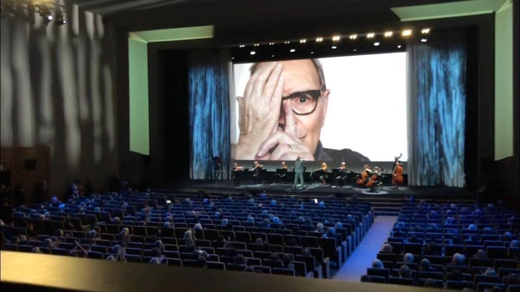 """""""Ennio"""". Il ritorno di Morricone alla Mostra del cinema di Venezia"""
