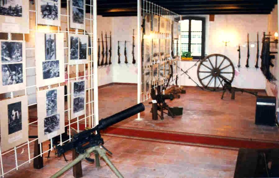 Museo storico militare Forte Marghera
