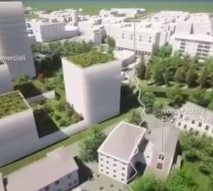 Plastico ex Ospedale Umberto I