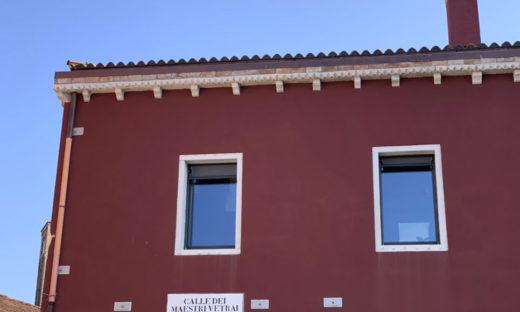 Murano: le ex Conterie dedicate all'arte del vetro