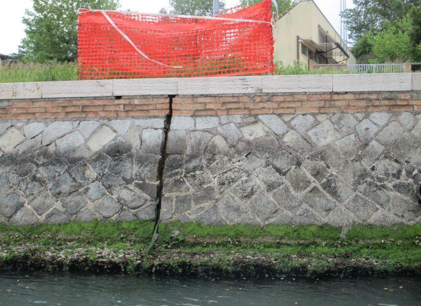 Acqua granda: ok al progetto per le rive del Lido