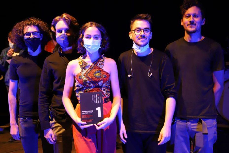 Gli Shefound, i vincitori dell' Hybrid Music Contest 2020