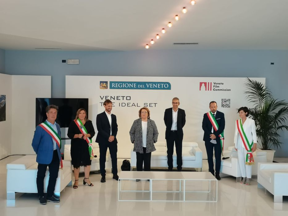 """Presentazione """"The beauty of the walled cities of Veneto"""""""