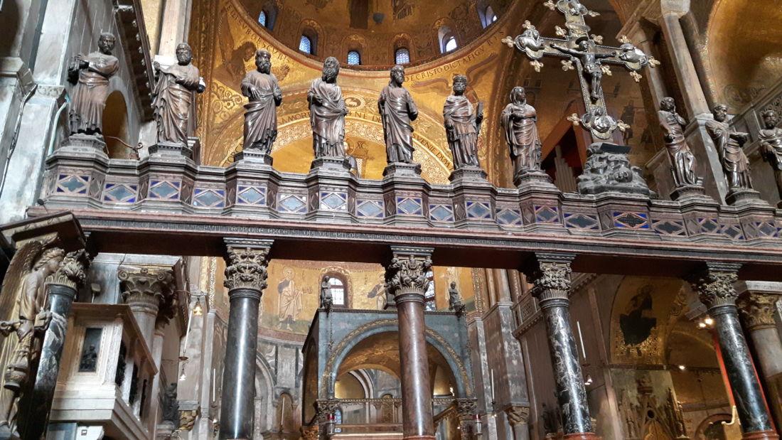 Basilica San Marco, la Cappella Marciana