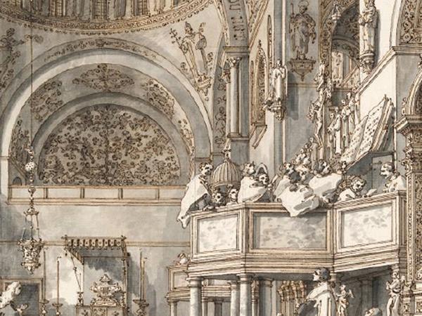 """""""Venetian Music Online"""": il patrimonio musicale della Cappella Ducale di San Marco a portata di click"""