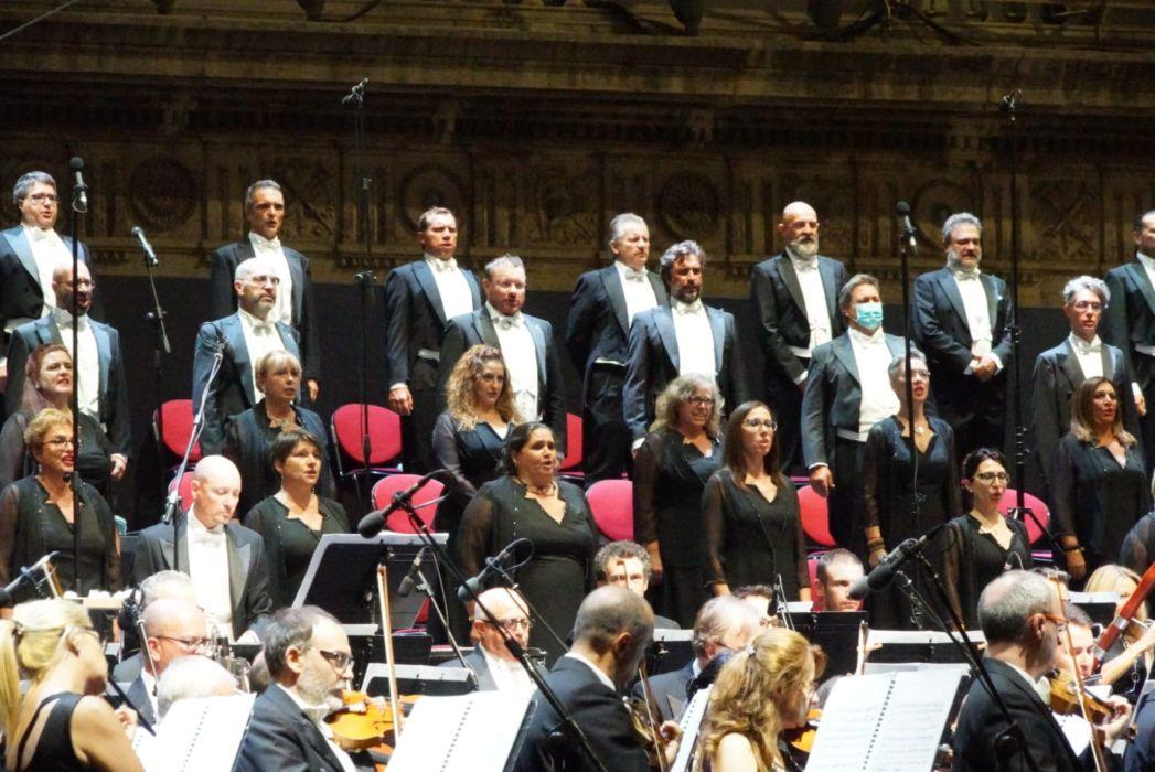 Il coro della Fenice di Venezia