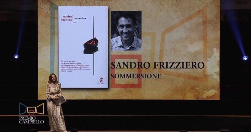Campiello 2020, Sandro Frizziero
