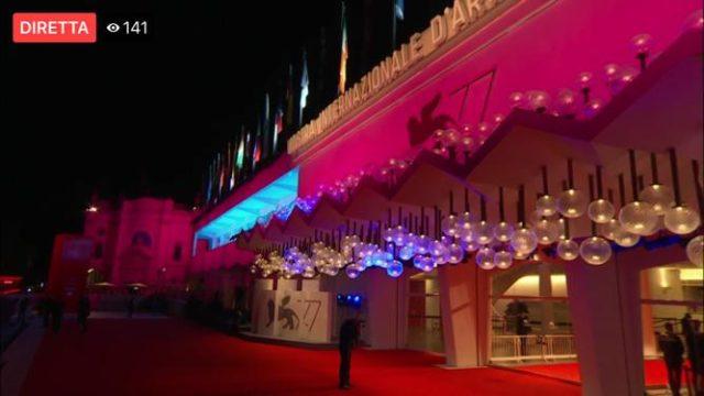 Palazzo del Cinema Lido di Venezia