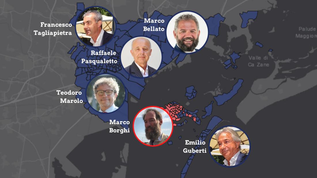 """Venezia: municipalità verso la definizione dei nuovi """"Parlamentini"""""""