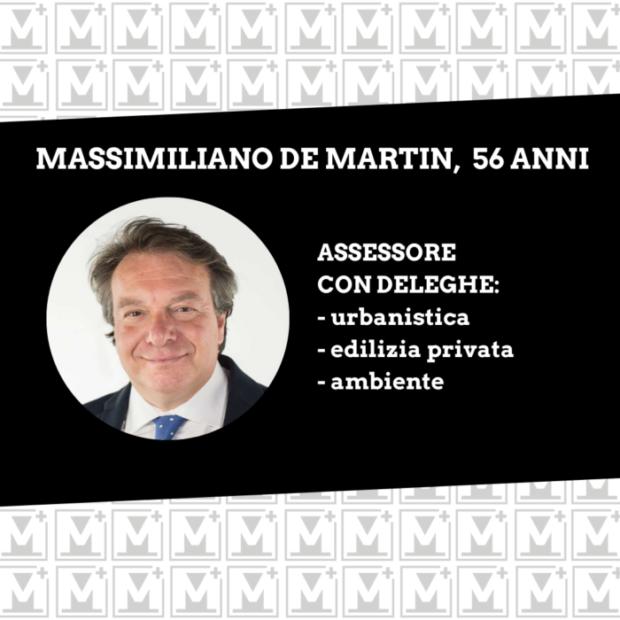 Massimiliano De Martin