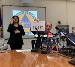 Conferenza stampa Zaia 27 ottobre 2020