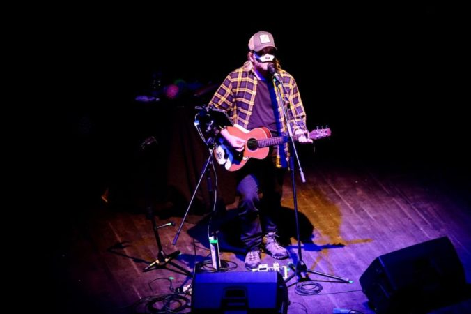Indie Sound Davide Toffolo in scena