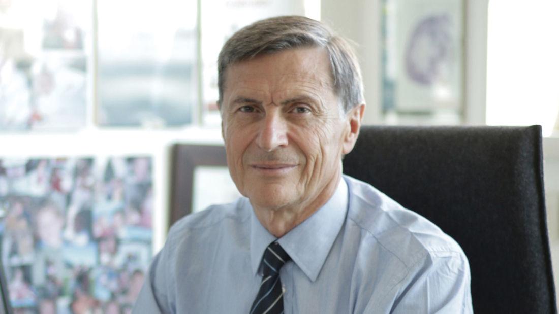 Alberto Mantovani, presidente della giuria del Galileo Festival 2020