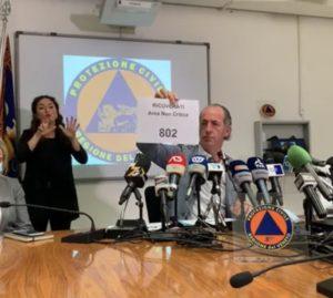 Zaia conferenza stampa 28 ottobre 2020