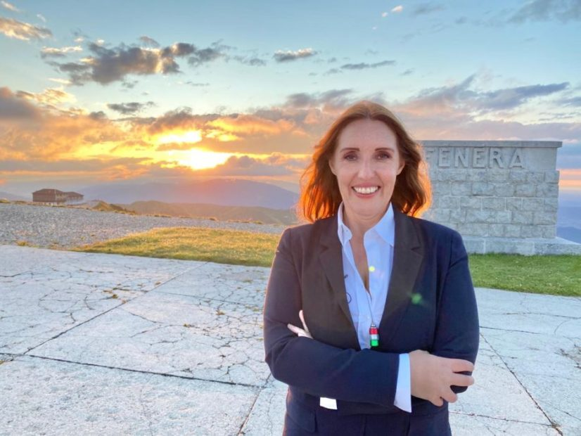 L'assessore regionale all'Istruzione Elena Donazzan