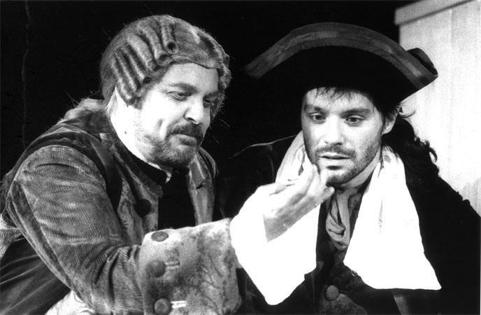 I due gemelli veneziani, Carlo Goldoni, Teatro Goldoni 2020