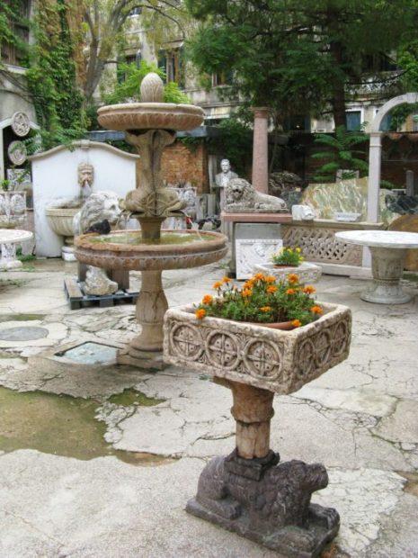 Il giardino di pietra Dall'Era