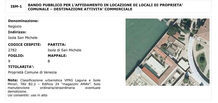 negozi Venezia