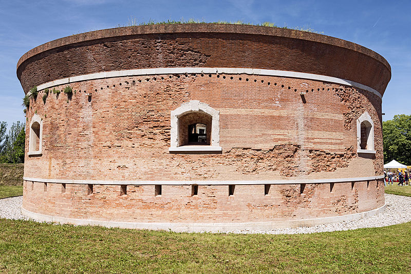 Torre Massimiliana mura di Venezia
