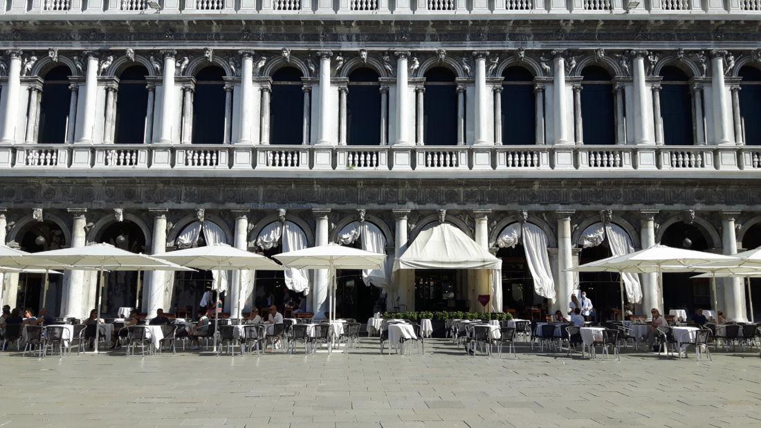 Plateatici a Venezia: pronta la proroga fino a dicembre