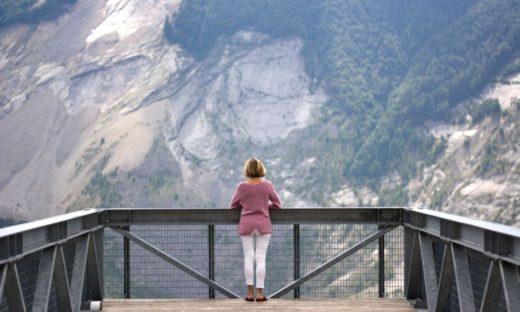 Vajont: la montagna ricorda le proprie vittime