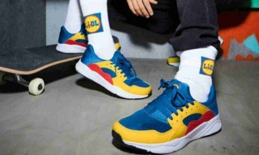 Fenomeno Lidl: le scarpe del supermercato sold out in poche ore