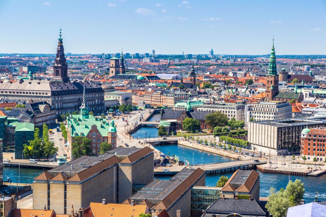 Virtual trip Copenhagen,