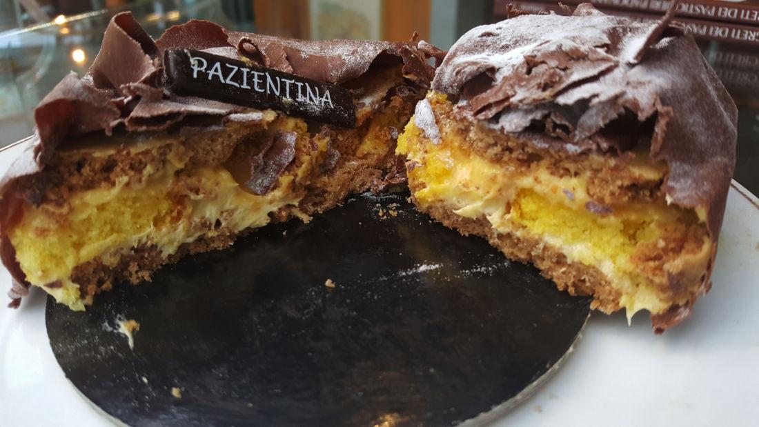 L'energica crema della pazientina ha contribuito a fomentare la leggenda del dolce simbolo di Padova