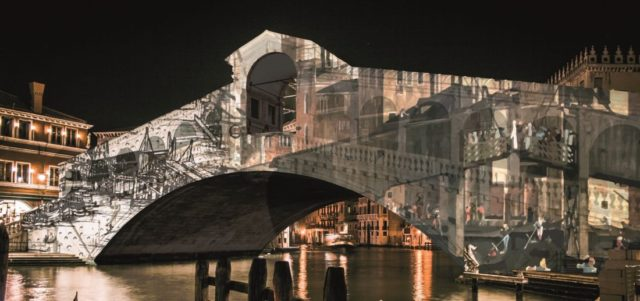 Rialto Natale 2020 Venezia
