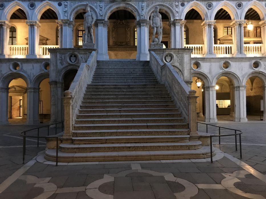 Palazzo Ducale Scala dei Giganti, Venezia