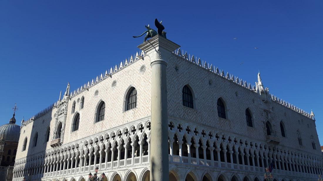 Palazzo Ducale, a Venezia, si rifà il look