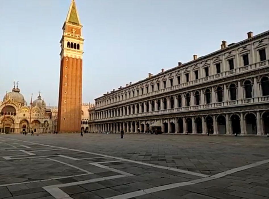 Virtual trip Venezia