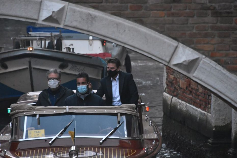 Tom Cruise a Venezia